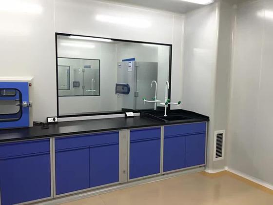 青岛理工大学-实验室